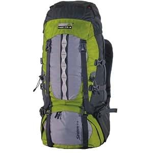 High Peak Rucksack Sherpa, dunkelgrau/hellgrau/grün, 31090