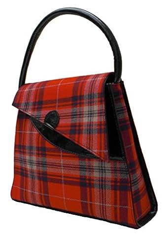 Lucy Tartan Handbag (Welsh