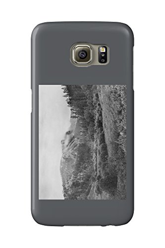 Harney's Peak after a Storm Photograph (Galaxy S6 Cell Phone Case, Slim Barely There) (Womens Storm Peak)