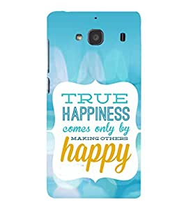 Ebby Printed back cover for Xiaomi Redmi 2/2s/2 Prime(Premium Designer case)