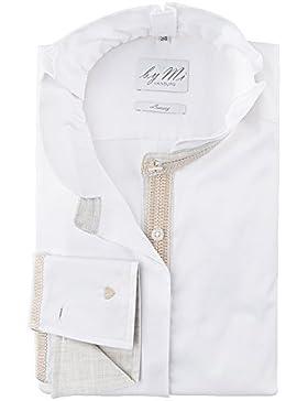 [Patrocinado]byMi - Camisas - Básico - cuello mao - para mujer