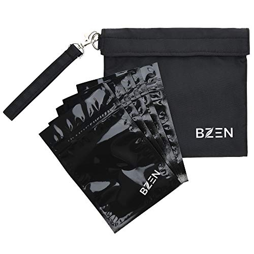 Smell proof bag by Bzen pouch container