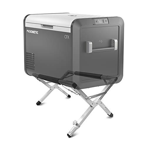 Dometic CoolFreeze CF-CBS, Kühlbox-Ständer - für Outdoor Camping-Küche, bis 80 kg, variable Höhen-Einstellung