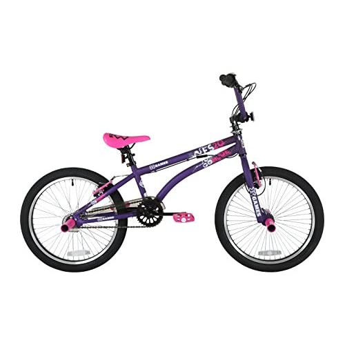 41JuXSfNDeL. SS500  - X-GAMES Girl FS-20 Bmx 20 inch wheel Bike, Purple / Pink