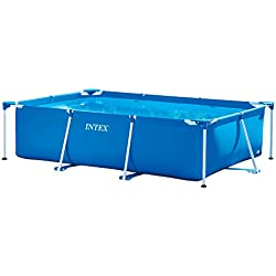 Intex 28270NP - Piscina desmontable, 220 x 150 x 60 cm, 1,662 l