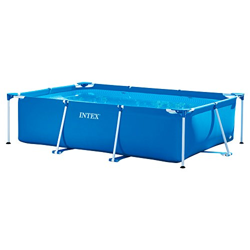 Intex 28270NP  Small Frame - Piscina desmontable, 220 x 150 x 60 cm, 1.662 litros