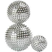 D DOLITY 3 Stück magnetische Akupressurkugeln