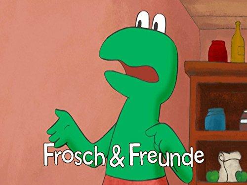 Frosch und das Geburtstagsspiel
