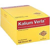 Kalium Verla Granulat, 100 St. Beutel
