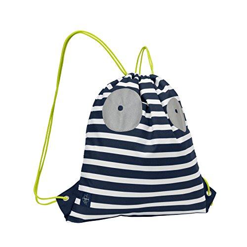 lassig-mini-string-bag-little-monsters-bouncing-bob-turnbeutel-navy-turkis
