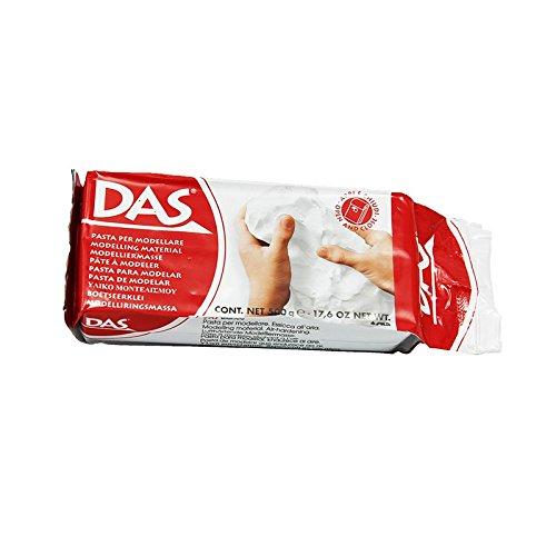 Preisvergleich Produktbild Prang Das Air Hardening Modeling Clay 1.1 Lbs White