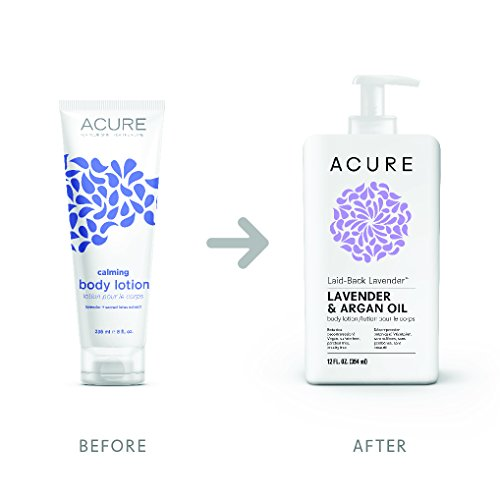 Acure Organics, Calming Body Lotion, Lavender + Echinacea Stem Cell, 8 oz (240 ml)