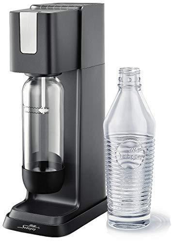 mySodapop Wassersprudler Jerry SE inkl. 1 Glasflasche, 1 PET-Flasche u. 1 CO2-Zylinder