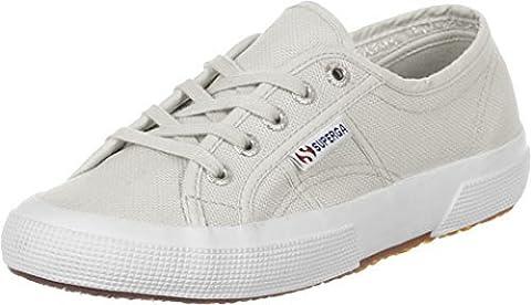 Superga 2750 Cotu Classic, Unisex-Erwachsene Sneakers, Grau (Grey Vapor SX8V), 35.5 EU