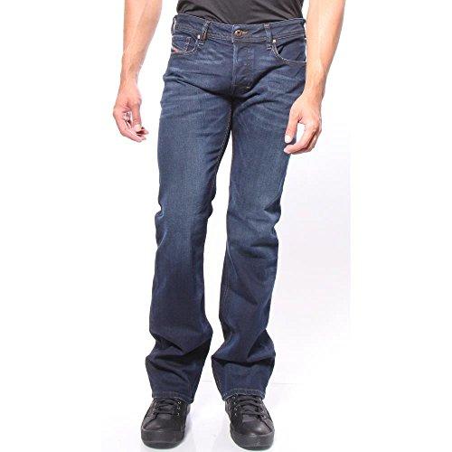 Diesel ZATINY 0857Z Jeanshosen Boot Cut 36/32 Herren