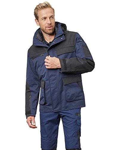 Pionier  workwear Herren Outdoorjacke in Marine (Art.Nr.5882) Marine,Größe S