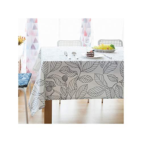 HGblossom Schreibtisch Tischdecke Rechteckige Tischdecke Tischdecke Hauptschutz, Baiseyezi, über 140x220cm -