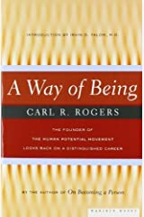 Way of Being by Rogers, Carl R. New edition (1996) Unknown Binding