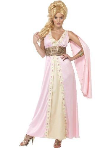 Antike Griechische Männer Kostüme (Original Lizenz Living Ilithyia Kostüm für Damen griechische Göttin Damenkostüm antik Antike Gr. 36/38 (S), 40/42 (M), 44/46 (L),)