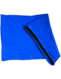 X-Tube Multifunctional Scarf made of Cotton, ROYAL BLUE