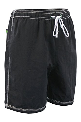 Azure Clothing Outlet Herren Badeshort xl Schwarz