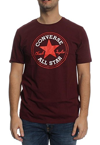Converse -  T-shirt - Maniche corte - Uomo viola XX-Large