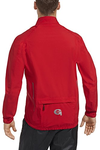 Gonso chaud temo veste pour homme Rouge - Fire