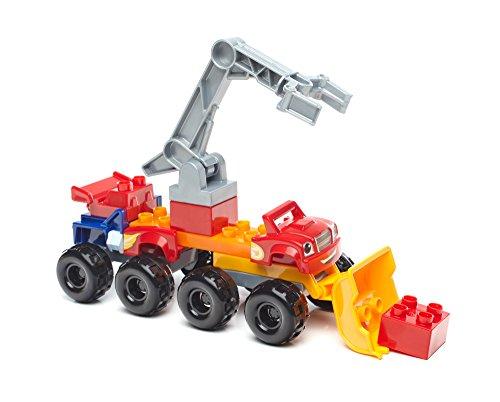 Mega Bloks drx14-Blaze-costruisci y Inventa