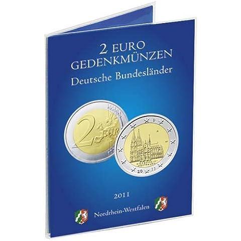 Faro para Deutsche 2Tarjeta de monedas de Euro moneda conmemorativa 2011(Renania del Norte-Westfalia)