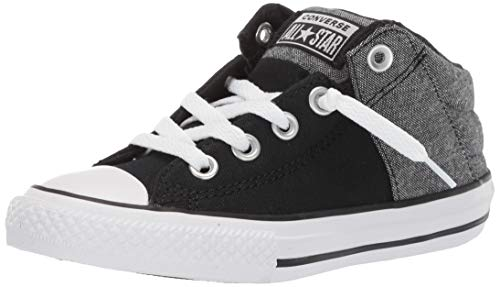 Converse Kids' Chuck Taylor All Star Axel Cushioned Mid Top Sneaker