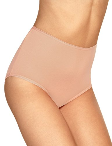 fa-m-ou-s-store-ladies-womens-3-pack-full-briefs-knickers-in-pale-rose-14-pale-rose-5502-ll-0374