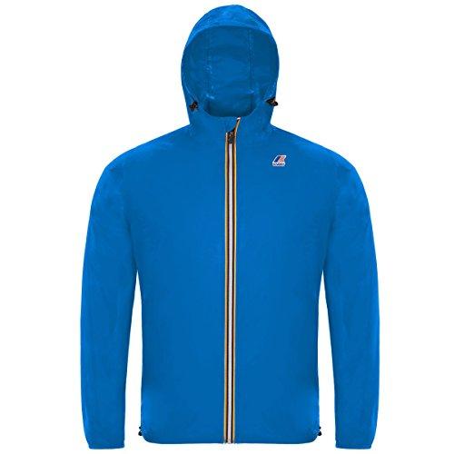 K-WAY Jacke Herren Blue France