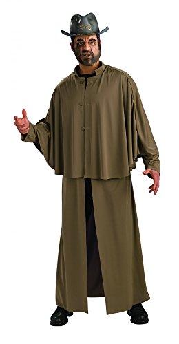 Halloween Jonah Hex Kostüme (Jonah Hex Herrenkostüm Kostüm für Herren Antiheld Western Wilder Westen Gr. M/L,)