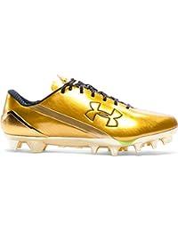 Under Armour Spotlight Limited Edition Botas de fútbol americano - Gold 004