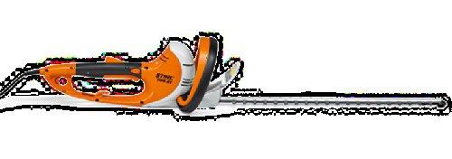 Stihl HSE 614812011350648120113526Elektrische Heckenschere mit Kabel, 500W, Schnitt: 50cm