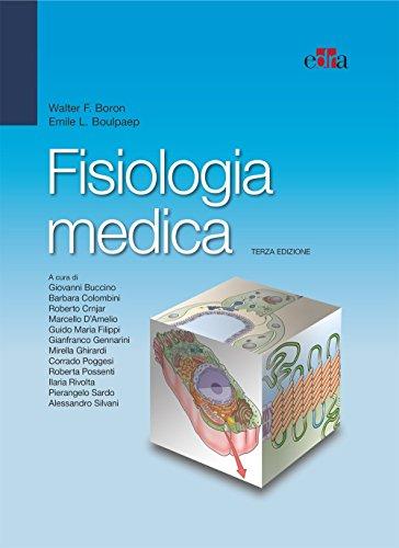 Fisiologia medica - 3 ed. (Italian Edition) de [Boron, Walter F