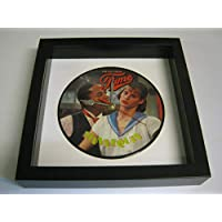 """The Kids From Fame - Mannequin - Framed 7"""" Vinyl Record Wall Clock"""