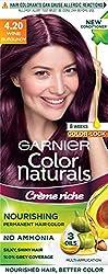 Garnier Color Naturals, Shade 4.20 Wine Burgundy, 50g