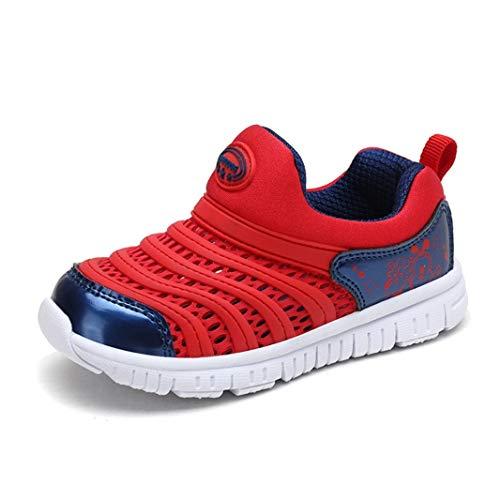 Big School Kids Sneakers (Feidaeu Kinder Sportschuhe Sommer mesh Vielzahl von atmungsaktiven Sportschuhe bequem Flache Kinder lässigschuhe Schulschuhe)