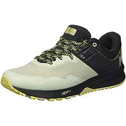New Balance Nitrel v2, Zapatillas de Running para Asfalto para Mujer, Azul (Ocean Air/Thunder/Limeade Lo2), 39 EU