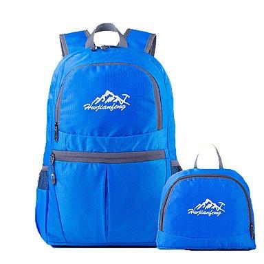SUNNY KEY-Wanderrucksäcke@20-30 L Camping & Wandern Leger Freizeit SportCamping & Wandern Resistenz Schnell trocken Schnelles Trocknung kratzfest Wasserdicht Dark Blue