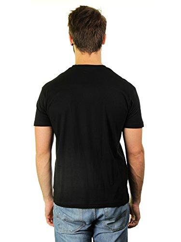 Mäusertrick - Herren T-Shirt von Kater Likoli Deep Black