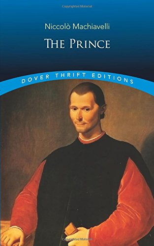 The Prince: 8 (Dover Thrift Editions)