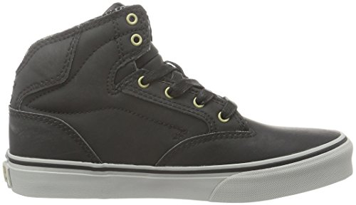 Vans Jungen Winston Hi High-Top Schwarz ((mte) Black/dull Gold)