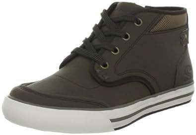 Skechers PlanfixEffective 93690L Jungen Sneaker, Braun (CHOC), EU 34