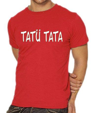 Touchlines Tatü Tata T-Shirt, Größe L, red