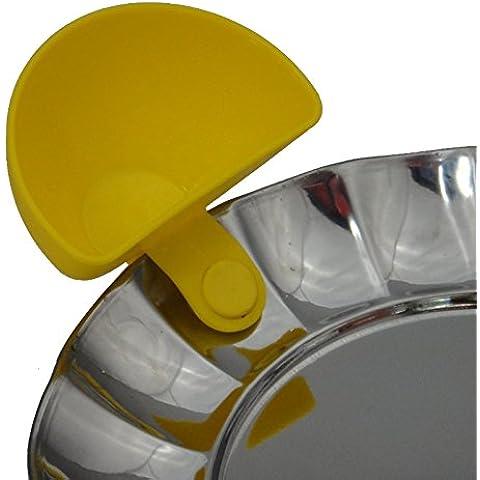 RFF-Famiglia gadget utili Piatto di cucina creativa salsa ciotola snack