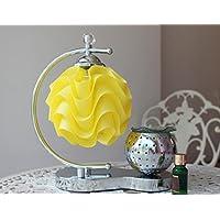 Dimmer camera gialla lampada da comodino Aroma lampada semplice caldo e creativo decorazione moderna regali di nozze - Mini Cornice Di Nozze