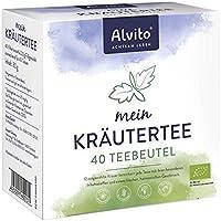 Alvito Basischer Kräutertee Beutel 40St. preisvergleich bei billige-tabletten.eu