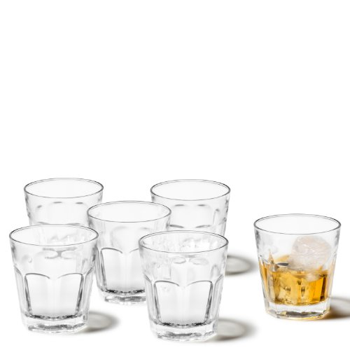 Leonardo 012999 - Set/6 Becher klein Rock